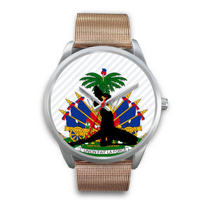Unique Haitian Coat of Arms watches - Fast-Selections