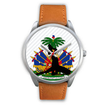 Load image into Gallery viewer, Unique Haitian Coat of Arms watches - Fast-Selections