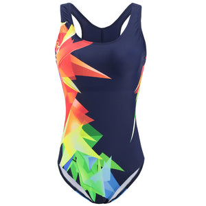 One Piece Sport Swimming Suits