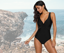 Load image into Gallery viewer, One-Piece Ruched Monokini - Fast-Selections