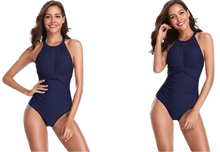 Load image into Gallery viewer, One Piece Swimsuit with Mesh - Fast-Selections
