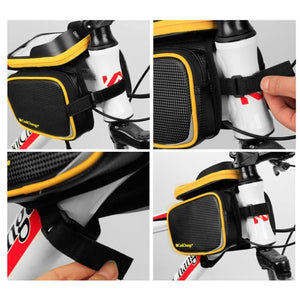 Bicycle Frame Double Bag, Waterproof ( Free Shipping ) - Fast-Selections
