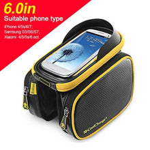 Load image into Gallery viewer, Bicycle Frame Double Bag, Waterproof ( Free Shipping ) - Fast-Selections