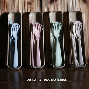 Biodegradable tableware box set - Fast-Selections