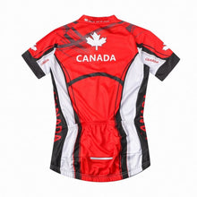 Load image into Gallery viewer, Canadian Flag Bicycle Apparel - Fast-Selections