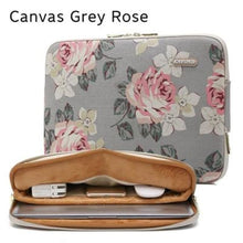 Load image into Gallery viewer, Canvas Laptop/Tablet Sleeve case - Fast-Selections
