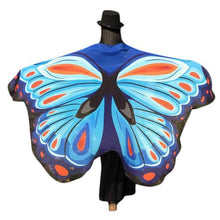 Load image into Gallery viewer, Chiffon bandanna Butterfly Wings costume - Fast-Selections