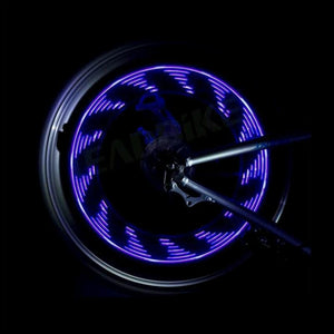 Colorful Bicycle LED Spoke Lights ( Free Shipping ) - Fast-Selections