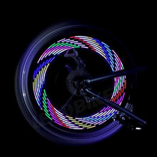 Load image into Gallery viewer, Colorful Bicycle LED Spoke Lights ( Free Shipping ) - Fast-Selections