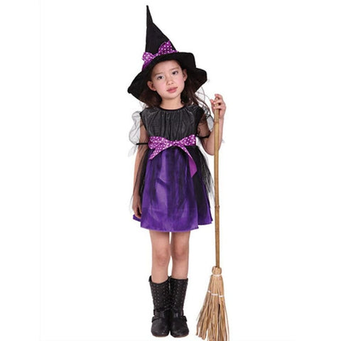 Girl Witch Costume Great For Halloween