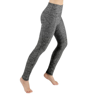 High waist Women's Leggings with Tummy and Outside Pocket - Fast-Selections