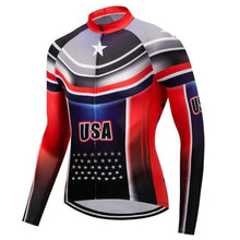 Load image into Gallery viewer, Long Sleeve Men's Bike Apparel - Fast-Selections
