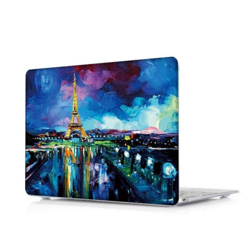 Macbook Air/pro Protective Case (Oil Painting Series)