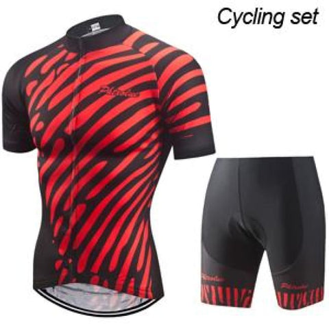 Mens Bike Apparel Set
