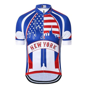 Men's Cycling Jersey - Fast-Selections