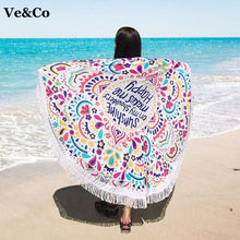 Load image into Gallery viewer, Pareo Beach Cover Ups Floral Print - Fast-Selections