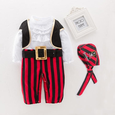 Pirate Baby Boy Halloween Costume