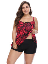 Load image into Gallery viewer, Plus Size Tankini Set - Fast-Selections