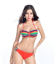Load image into Gallery viewer, Bandeau Bikini Set