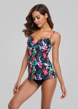 Load image into Gallery viewer, Padded Push Up Tankini Set Swimsuits - Fast-Selections