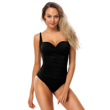 Load image into Gallery viewer, One piece Ruched Swimsuit - Fast-Selections