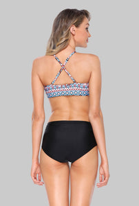 High Neck Bikini Set - Fast-Selections