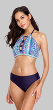 Load image into Gallery viewer, High Neck Bikini Set  Cross - Fast-Selections