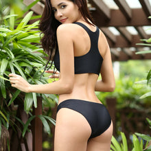 Load image into Gallery viewer, Racerback Two Piece Swimsuit Suits - Fast-Selections