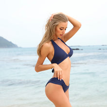 Load image into Gallery viewer, Criss Cross Bikini Set