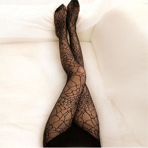 Spider Web Stockings great for Halloween - Fast-Selections
