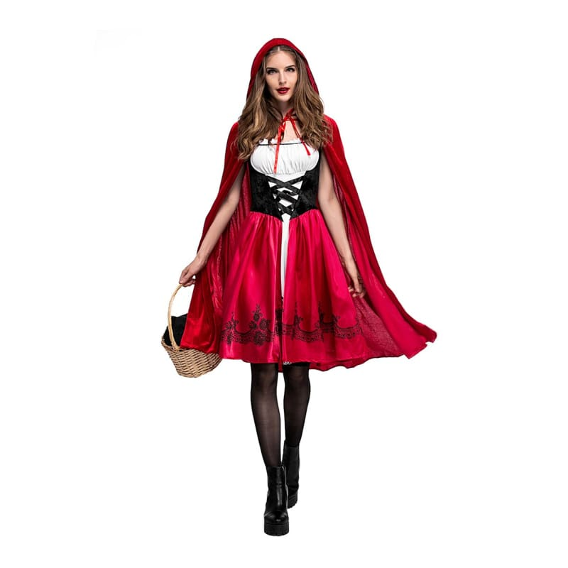 Women Halloween Costume plus size - Fast-Selections