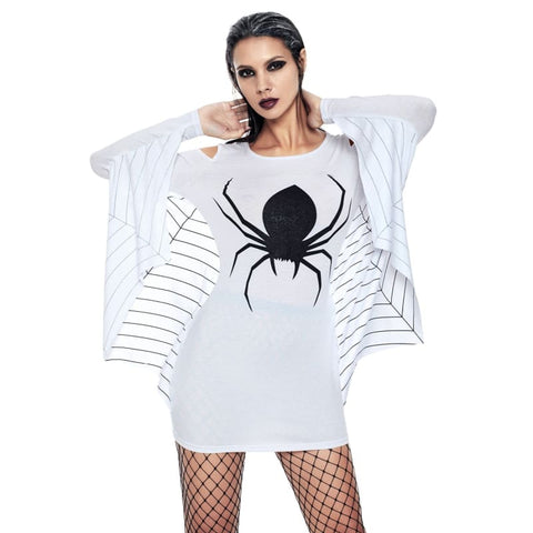 Women Spiderweb Costume