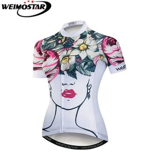 Women's Short Sleeve Jerseys - Fast-Selections