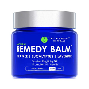 Remedy Tea Tree Oil Balm - 2 Oz