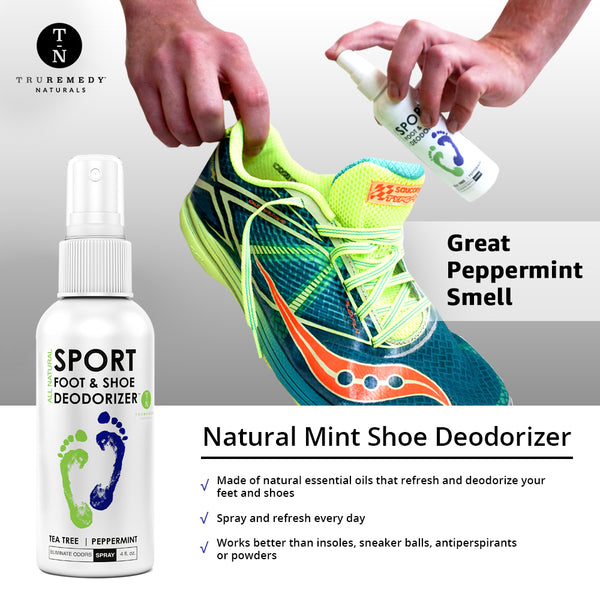 Sport Foot and Shoe Deodorizer