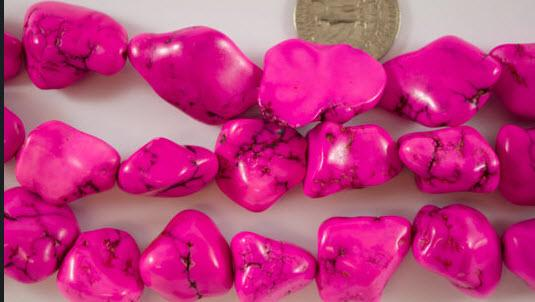 Large Pink Magnesite Nuggets
