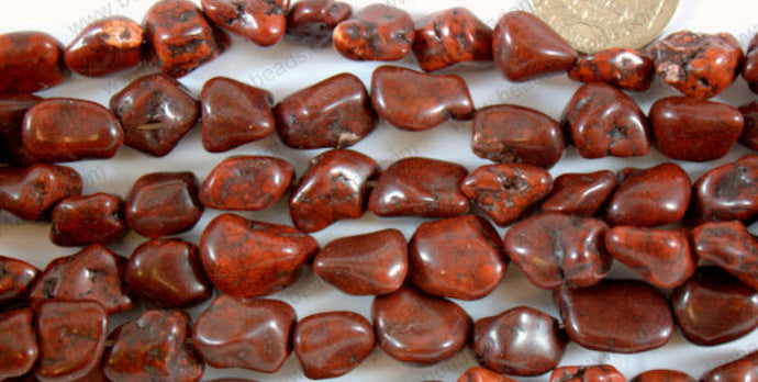 Magnesite Nuggets Small Brown