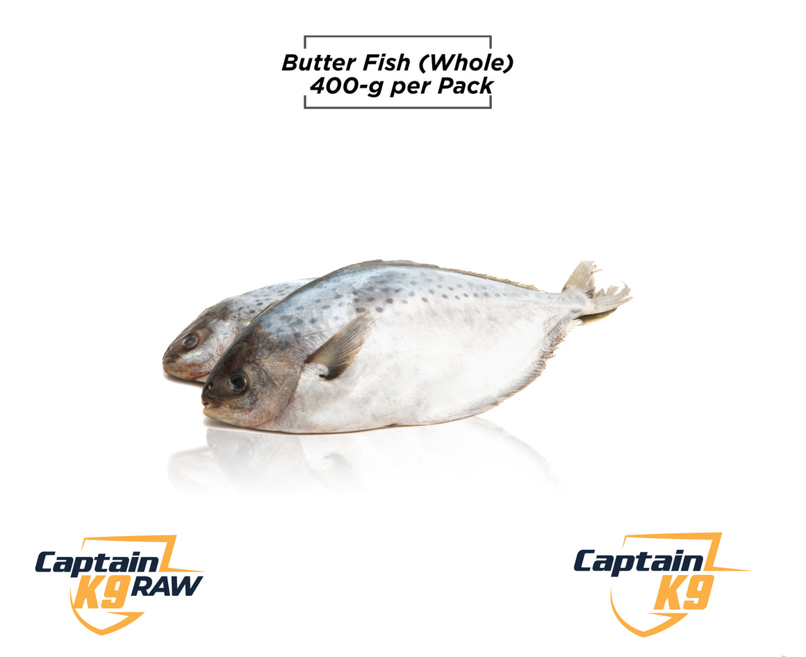 Butter Fish - 400g Bag