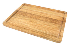 Thirteen Chefs Wood Cutting Board with Groove