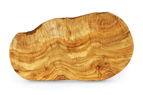 "Tramanto Olive Wood Cheese Board 16"" x 8"""