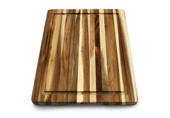 Villa Acacia Cutting Board with Groove