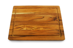 Terra Teak Simplicity Wood Cutting Board