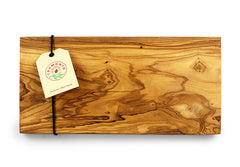 Tramanto Olive Wood Flat Serving Board