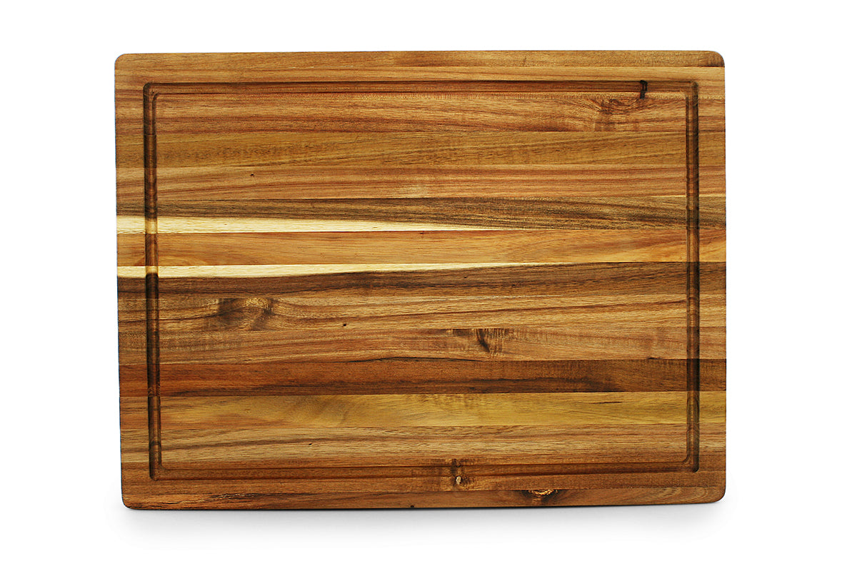 Villa Acacia Large Wood Cutting Board