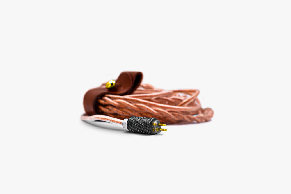 OFC 0.78mm 2 pin cable