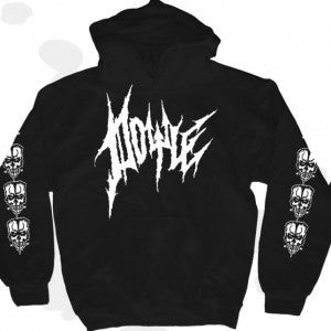 Monsterman Records Doyle Skull Hoodie (pullover)