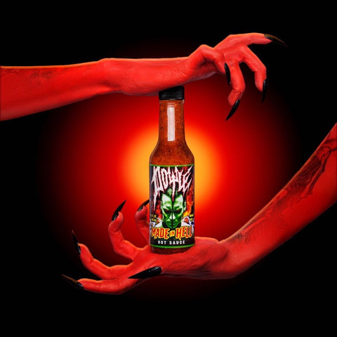 "Doyle's ""Made in Hell"" Hot Sauce"
