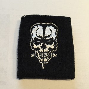 Skull Wristbands (PAIR)