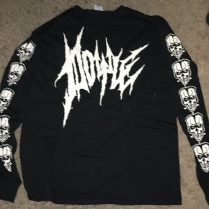 Long Sleeve Logo Shirt (black)
