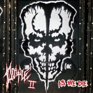 "Doyle II ""As We Die"" Alternative cover Double LP 180 gram ""Blood Red"" Vinyl"